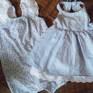 Baby Gap and Dylan & Abby 3-6m